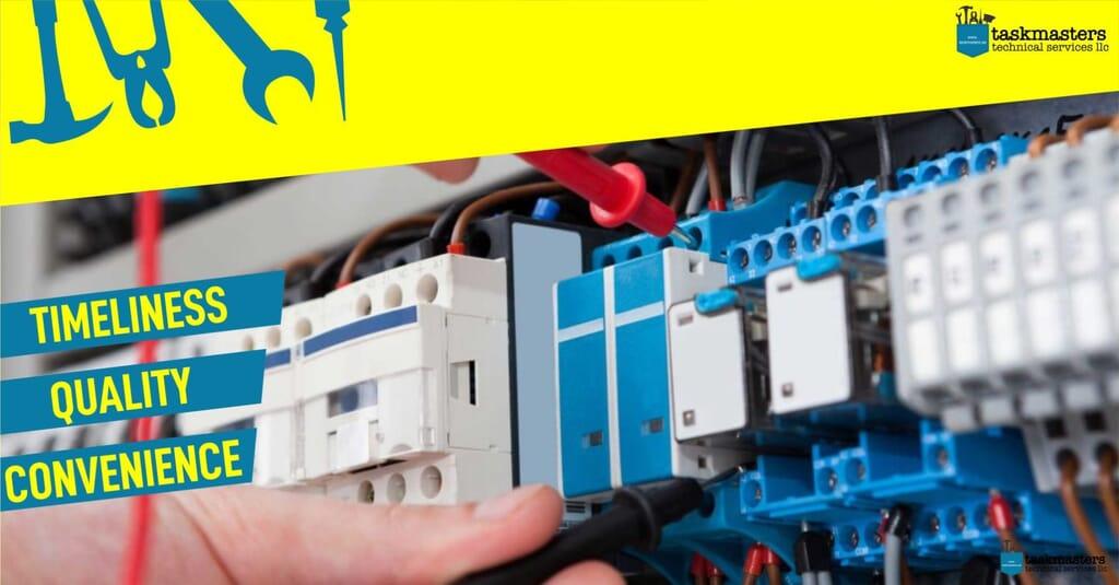 fixture of electrical socket, taskmasters