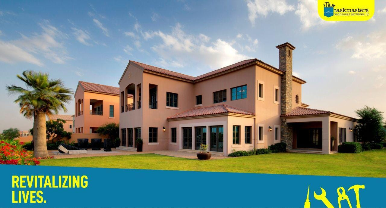 luxury home renovation in Dubai, Taskmasters
