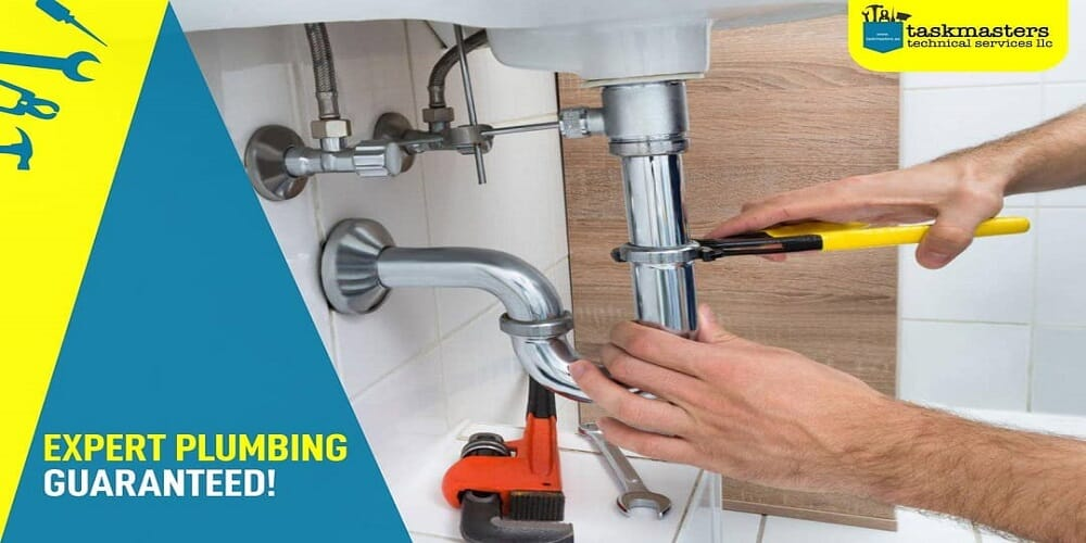 Plumbing problems and their solutions- Task Masters Dubai