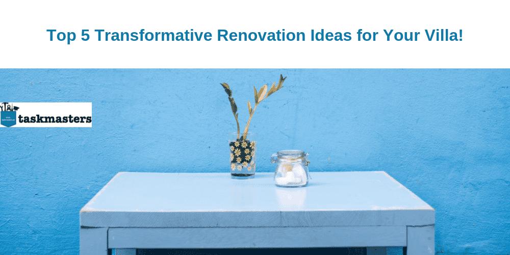 Home renovation companies in Dubai